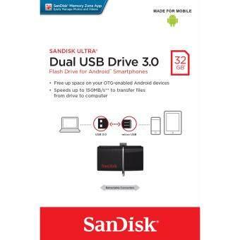 SanDisk 32GB Ultra Dual USB Drive USB3.0