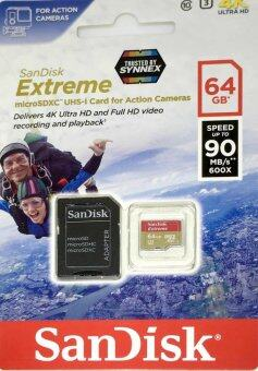 SanDisk Extreme Micro SDXC UHS-I Card for Action Cameras