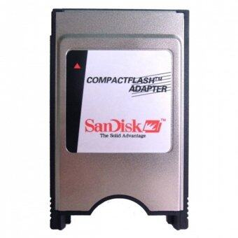 SANDISK PCMCIA TO CF CARD ADAPTER