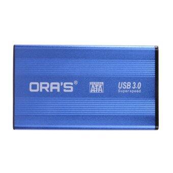 ลดราคา SATA 2.5/ inch USB 3.0 Hard Drive External Enclosure HDD Disk Case- intl
