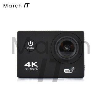 SC4KE Wi-Fi กล้องติดรถยนต์ รุ่น Wi-Fi 4K Sports Ultra HD 1080P60FPS ติดหมวกกันน็อค car cameras