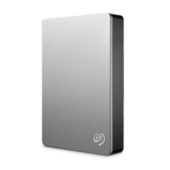 Seagate Backup Plus 2.5 Portable Drive 4TB (Silver)