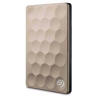ต้องการขาย Seagate Backup Plus 2.5 Ultra Slim 1TB - Gold