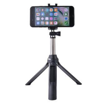Selfie Stick Bluetooth Remote Control Tripod Extendable for PhonesCamera