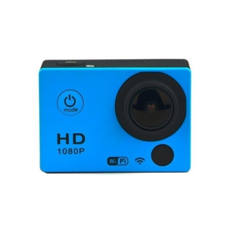 SJ4000 Style Action Camera GS398 12MP CMOS 1080P HD 2.0 inch LCD Screen Sport Camcorder (