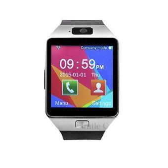 smile C นาฬิกาโทรศัพท์ Smart Watch รุ่น A9 Phone Watch (Silver)