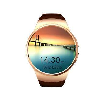 SOBUY KW18 All-in-1 Bluetooth Smart Watch Phones,Sim WristSmartwatches For IOS/Android Smartphones,Support SIM TF Card HeartRate Monitor