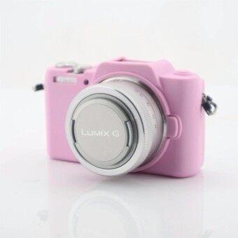 เคสกล้อง Soft Silicone GF7/GF8 Skin Rubber Camera Cover Case Bag for Panasonic DC-GF7/8