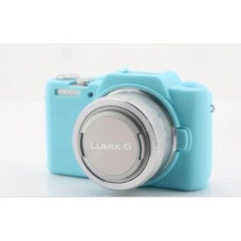เคสกล้อง Soft Silicone GF7/GF8 Skin Rubber Camera Cover Case Bag for Panasonic DC-GF7/8