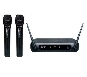 SONAR ไมโครโฟนไร้สาย Microphone รุ่น WM-300 สะดวกเสียงลื่นไหลไม่สะดุด