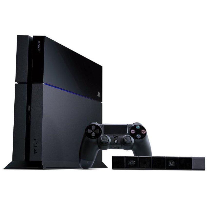 Sony Playstation 4 500GB with camera