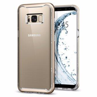 SPIGEN เคส Samsung Galaxy S8 Case Neo Hybrid Crystal Gold Maple