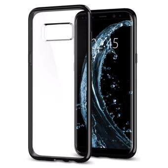 SPIGEN เคส Samsung Galaxy S8 Case Ultra Hybrid :Jet Black