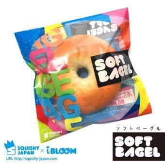 Squishy Donut สกุชชี่ โดนัท มีรู กลิ่นหอมมาก ของ I-Bloom