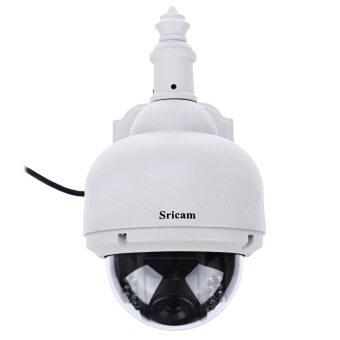 SRICAM SP015 กล้องไอพีไร้สายปลั๊กมองในที่มืดของสหราชอาณาจักร(แสงสีเทา) - 5