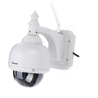 SRICAM SP015 720P H.264 Wifi IP Camera Outdoor Security Cam - intl
