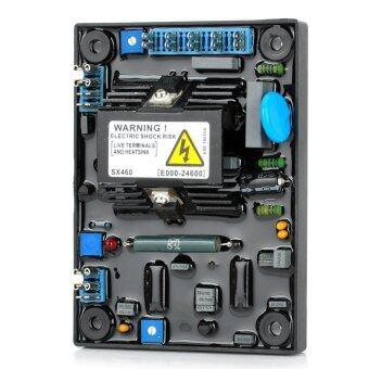 SX460 AVR Generator Voltage Regulator Board - Black