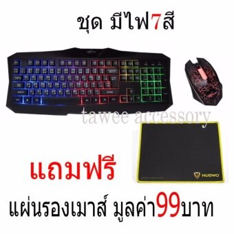 @TACKER ชุด Keyboard +Mouse