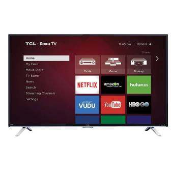TCL LED DIGITAL SMART TV 55 นิ้ว รุ่น 55S3820