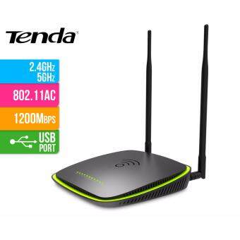 TENDA ADSL2/2+ Modem Router All-in-One D1201