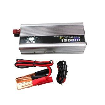 Thaivasion Doxin Power Inverter 1500W 24V DC to 220V AC Output