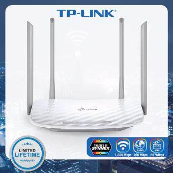 Harga TP-Link Archer C50 AC1200 Wireless Dual Band Router