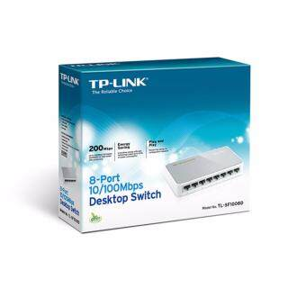 Harga TP-LINK Switching Hub (TL-SF1008D) 8 Port