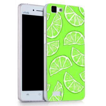 TPU Soft Phone Case for VIVO Y35 (Multicolor)