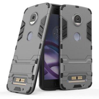 TPU+PC Neo Hybrid Phone Back Cover Case for Motorola Moto Z2 Play -intl