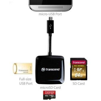 Transcend Card Reader OTG RDP9 (image 2)