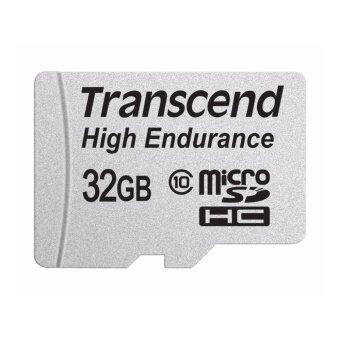 รีวิว Transcend High Endurance microSDHC Class10 32GB สำหรับกล้องติดรถยนต์และกล้องวงจรปิด