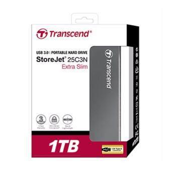 Transcend StoreJet 2.5 C3N Portable HDD