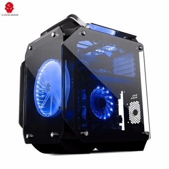 Tsunami Coolman Gorilla Super ATX ( Best aero-cooling solution) Gaming Computer Case KB