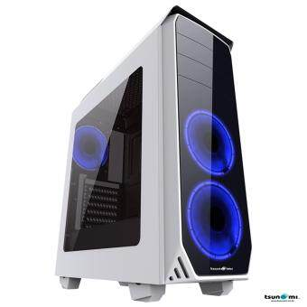 Tsunami Super Zero Series Gaming Case WB