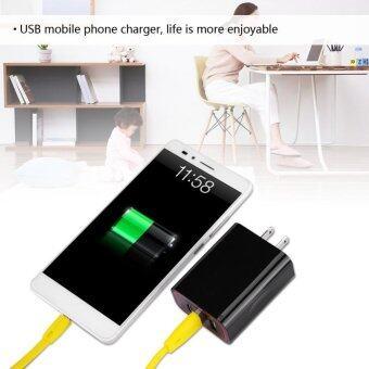 เปรียบเทียบราคา Type-C + USB Phone Fast Charging Charger 5V 5.6A For Mobile Phones US Plug