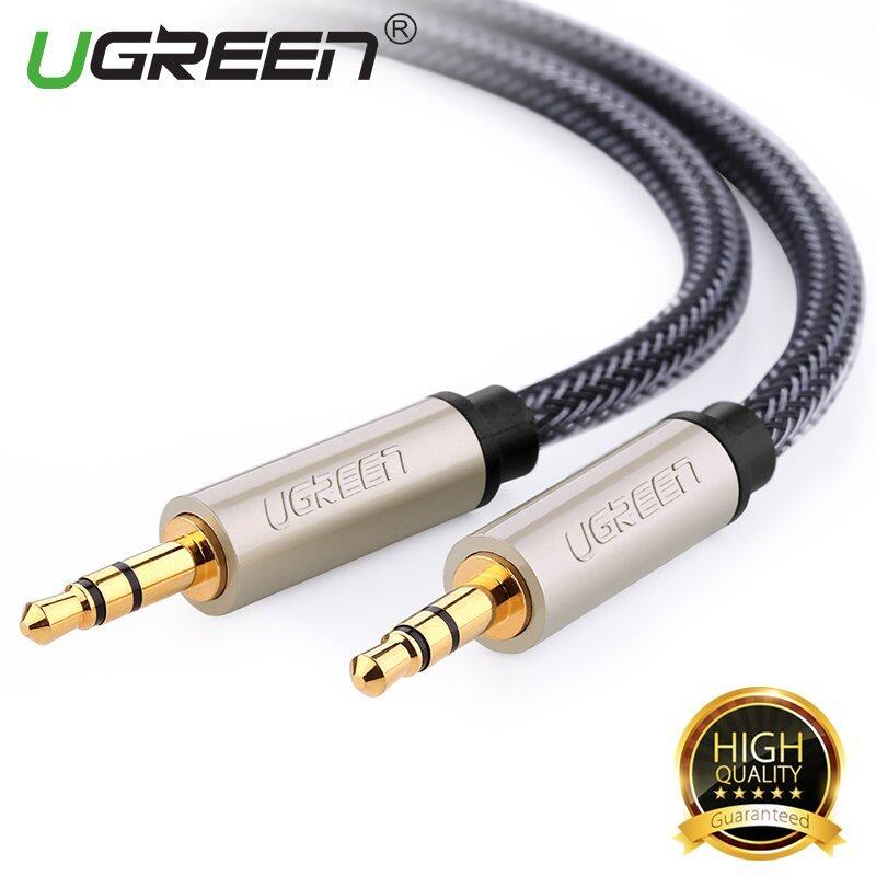 UGREEN 3.5mm Male to Male Auxiliary Aux Stereo HiFi Cable (5m) - Intl