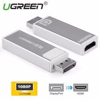รีวิว UGREEN พอร์ตจอแสดงผลยังงมงาย HDMI อะแดปเตอร์รองรับ 1080Pสำหรับจอภาพโน้ตบุ๊คฉายทางทีวี