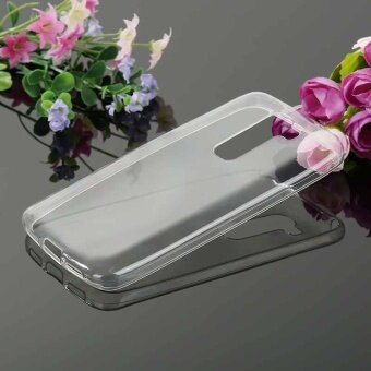 Ultra-thin Crystal Clear Slim Soft Silicone TPU Case Skin Cover ForLG G2 mini - intl