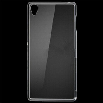 Ultra Thin Soft Crystal Transparent TPU Phone Case For Sony XperiaZ3 - intl