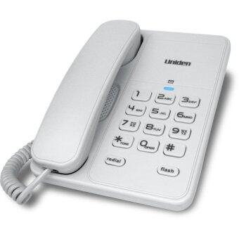 UNIDEN AS7202 โทรศัพท์ตั้งโต๊ะ: ซื้อขาย โทรศัพท์บ้าน ออนไลน์ในราคาที่ถูกกว่า