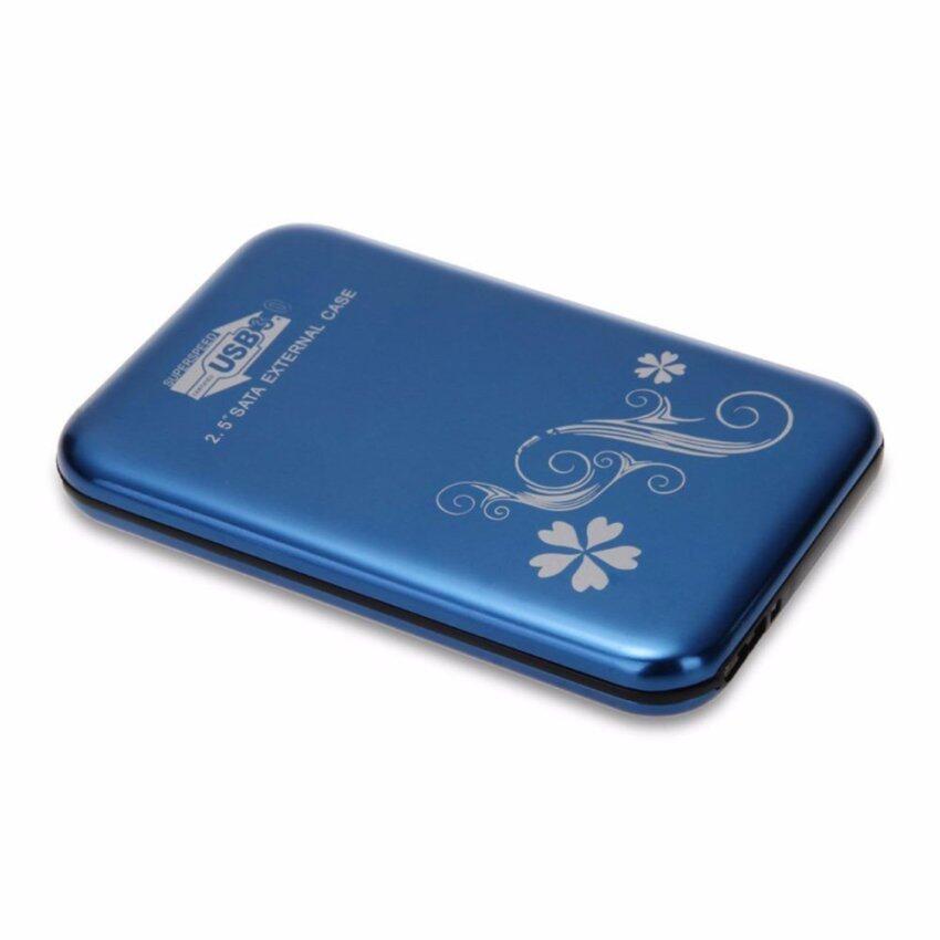 กล่องใส่ฮาร์ดดิส Usb 3.0 External Box 2.5 Sata For HDD Notebook