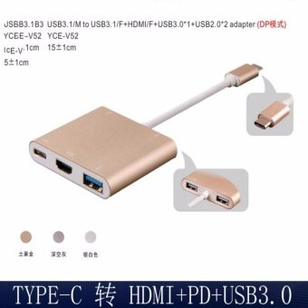USB C Digital AV