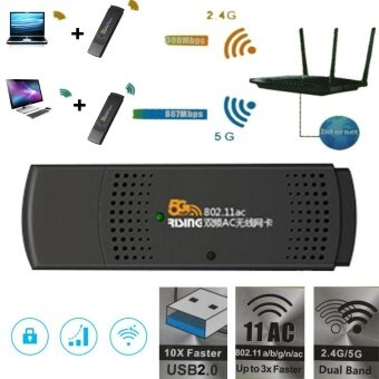 USB WiFi Wireless 802.11a/b/g/n