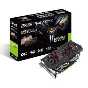 สนใจซื้อ การ์ดจอ VGA Asus GTX960OC/4Gb GDDR5 Strix (STRIX-GTX960-DC2OC-4GD5)