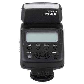 Viltrox JY-610C มินิแอลซีดี E-TTL บนกล้องทาส Speedliteแสงแฟลชสำหรับ Canon 750D 760D 5DR 5DRS 60D 70D 700D 5D3 DSLR กล้อง