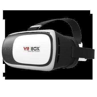 "Harga VR Box Virtual Reality Glasses for 4.7"" - 6.0"" Smart Phone(Version 2)"