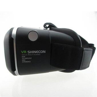 VR SHINECON by 9FINAL Virtual Reality Mobile Phone 3D Glasses 3DMovies Games (สีดำ) ฟรี 4 in 1 bluetooth remote controller (image 3)