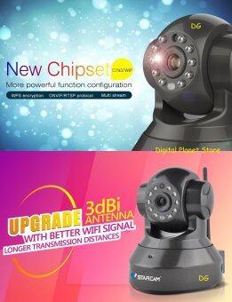 VSTARCAM กล้องวงจรปิด C7837WIP 1.0 MP HD IR CUT ONVIF WIFI (image 1)