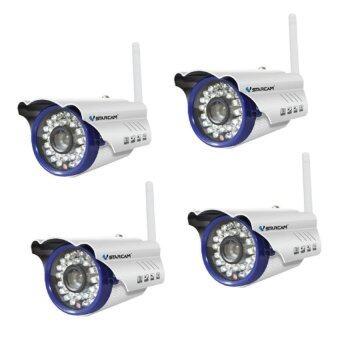 Vstarcam IP Camera กล้องวงจรปิด รุ่น C7815 (Vstarcam รุ่น C7815 4ตัว)