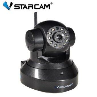 VSTARCAM IP Camera กล้องวงจรปิดไร้สาย รุ่น C7837WIP (Black)